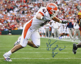 J Leman Illinois Fighting Illini Autographed Photo (Hand Signed Collectable) Photo