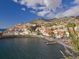 The Small South Coast Harbour of Camara De Lobos, Madeira, Portugal, Atlantic, Europe Photographic Print by Neale Clarke