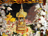 Shakyamuni Buddha Relics, Paris, France, Europe Photographic Print