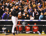 Matt Holliday Colorado Rockies - NLCS Home Run Autographed Photo (Hand Signed Collectable) Photo