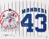 Raul Mondesi New York Yankees  Collage Photo