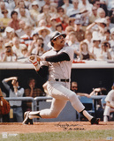 Reggie Jackson New York Yankees with Mr.October  Autographed Photo (Hand Signed Collectable) Photo