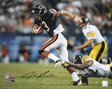 Johnny Knox Chicago Bears Autographed Photo (Hand Signed Collectable) Photo