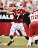 Matt Leinart Arizona Cardinals - Passing Autographed Photo (Hand Signed Collectable) Photo
