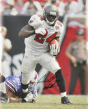 Carnell Cadillac Williams Tampa Bay Buccaneers Autographed Photo (Hand Signed Collectable) Photo