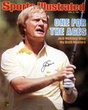 Jack Nicklaus Golf - April 1986 SI Cover Autographed Photo (Hand Signed Collectable) Photo