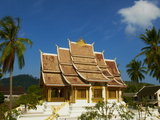National Museum, Vat Ho Pha Bang, Luang Prabang, UNESCO World Heritage Site, Laos, Indochina Photographic Print