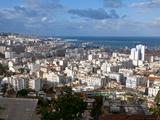 View Over Algiers, Algeria, North Africa, Africa Fotografisk tryk af Michael Runkel