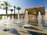 Emirates Palace Hotel, Abu Dhabi, United Arab Emirates, Middle East Photographic Print by Alan Copson