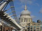 The Dome of St. Pauls Cathedral, London, England, United Kingdom, Europe Photographic Print by James Emmerson