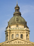 Dome of St. Stephen's Basilica (Szent Istvan Bazilika), Budapest, Hungary, Europe Photographic Print by Neale Clarke