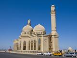 Bibi Heybat Mosque, Baku, Azerbaijan, Central Asia, Asia Photographic Print by Michael Runkel