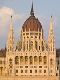 The Neo-Gothic Hungarian Parliament Building, Designed By Imre Steindl, Budapest, Hungary Photographic Print by Neale Clarke