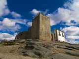 The Old Castle of Belmonte, Portugal, Europe Photographic Print by Michael Runkel