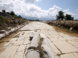 The Lycian Site of Xanthos, UNESCO World Heritage Site, Antalya Province, Anatolia, Turkey Photographic Print