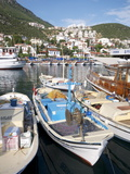 Kas, Antalya Province, Anatolia, Turkey, Asia Minor, Eurasia Photographic Print