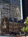 Old State House, Boston, Massachusetts, New England, USA Photographic Print