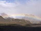 Skaftafell National Park, South Coast, Iceland, Polar Regions Photographic Print by Sergio Pitamitz
