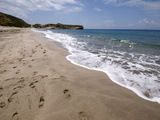 Patara Beach, Near Kalkan, Anatolia, Turkey, Asia Minor, Eurasia Photographic Print
