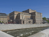 The Opera House, Stockholm, Sweden, Scandinavia, Europe Photographic Print by James Emmerson