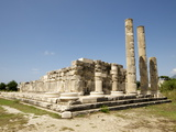 The Temple of Leto at the Lycian Site of Letoon, Antalya Province, Anatolia, Turkey Photographic Print