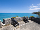 Gate's Fort Park and Fort, Bermuda, Central America Photographic Print by Michael DeFreitas