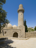 Dervish Mausoleum at the Shirvanshah Palace, UNESCO World Heritage Site, Baku, Azerbaijan Photographic Print by Michael Runkel