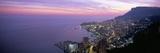Monte Carlo, Monaco, Cote D'Azur, Mediterranean, Europe Photographic Print by Sergio Pitamitz