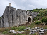Amphitheartre at the Lycian Site of Letoon, Antalya Province, Anatolia, Turkey Photographic Print