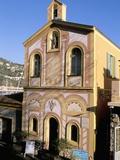 Chapelle St. Pierre, By Jean Cocteau, Villefranche Sur Mer, Cote D'Azur, Provence Photographic Print by Sergio Pitamitz