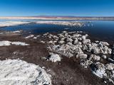 Laguna Tebenquiche, Salar De Atacama, Atacama Desert, Chile, South America Photographic Print by Sergio Pitamitz