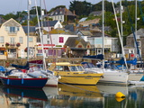 Padstow Harbour, Cornwall, England, United Kingdom, Europe Photographic Print by Alan Copson