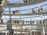 Reichstag, Berlin, Germany, Europe Photographic Print