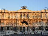 Palazzo Di Giustizia, Piazza Del Tribunali, Rome, Lazio, Italy, Europe Photographic Print by Jochen Schlenker