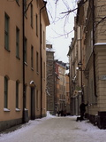 Gamla Stan District, Stockholm, Sweden, Scandinavia, Europe Photographic Print by Sergio Pitamitz