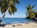 Anse Dufour Beach, Martinique, French West Indies, Caribbean, Central America Photographic Print