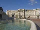 Buckingham Palace, London, England, United Kingdom, Europe Photographic Print by James Emmerson