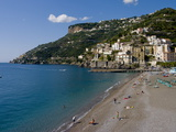 Amalfi Coast, UNESCO World Heritage Site, Campania, Italy, Europe Photographic Print by Charles Bowman