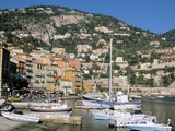 Villefranche Sur Mer, Alpes-Maritimes, Cote D'Azur, Provence, French Riviera Photographic Print by Sergio Pitamitz