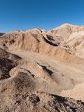 Valle De La Luna (Valley of the Moon), Atacama Desert, Chile, South America Photographic Print by Sergio Pitamitz