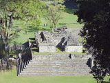 Mayan Archeological Site, Copan Ruins, UNESCO World Heritage Site, Honduras, Central America Photographic Print by Christian Kober