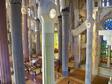Sagrada Familia, UNESCO World Heritage Site, Barcelona, Catalonia, Spain, Europe Photographic Print by Mark Mawson