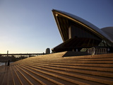 Sydney Opera House, UNESCO World Heritage Site, Sydney, New South Wales, Australia, Pacific Photographic Print by Mark Mawson