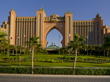 Atlantis Hotel, Dubai, United Arab Emirates, Middle East Photographic Print by Charles Bowman