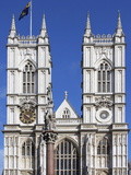 Westminster Abbey, UNESCO World Heritage Site, London, England, United Kingdom, Europe Photographic Print by Jeremy Lightfoot