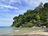 Salang Beach, Pulau Tioman (Tioman Island), Pahang, Malaysia, Southeast Asia, Asia Photographic Print by Jochen Schlenker