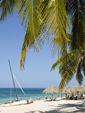 Playa Ancon, Trinidad, Cuba, West Indies, Caribbean, Central America Photographic Print by Michael DeFreitas