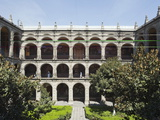 Antiguo Colegio De San Ildefonso, District Federal, Mexico City, Mexico, North America Photographic Print by Christian Kober
