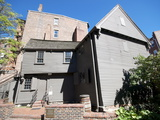 Paul Revere's House, Boston, Massachusetts, New England, USA Photographic Print