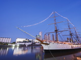 Tall Ship Museum, Buenos Aires, Argentina, South America Photographic Print by Christian Kober